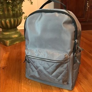 Backpack Grey Nylon